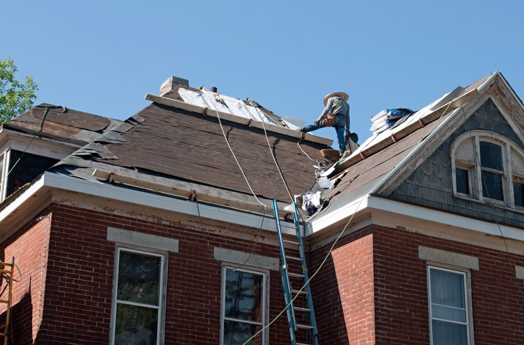 Arlington Roofing Services